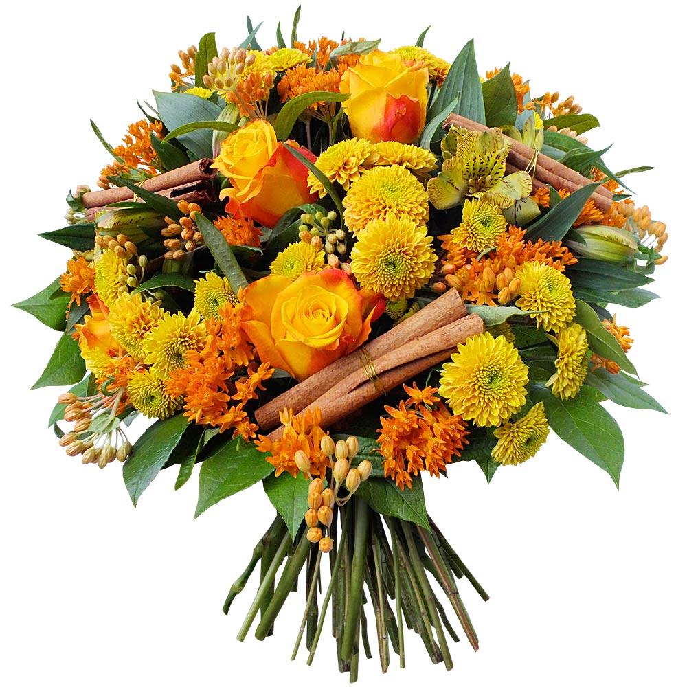 Les fleurs du fleuriste bouquet lys festif chez 123fleurs for Bouquet fleuriste