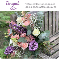 bouquet astrologique air