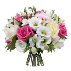 Les fleurs mariage Bouquet Ballerine - 123fleurs