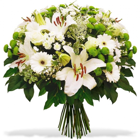 Bouquet compassion for Bouquet de fleurs 123