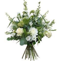 Fleurs Blanches Livraison De Bouquets Blancs 123fleurs