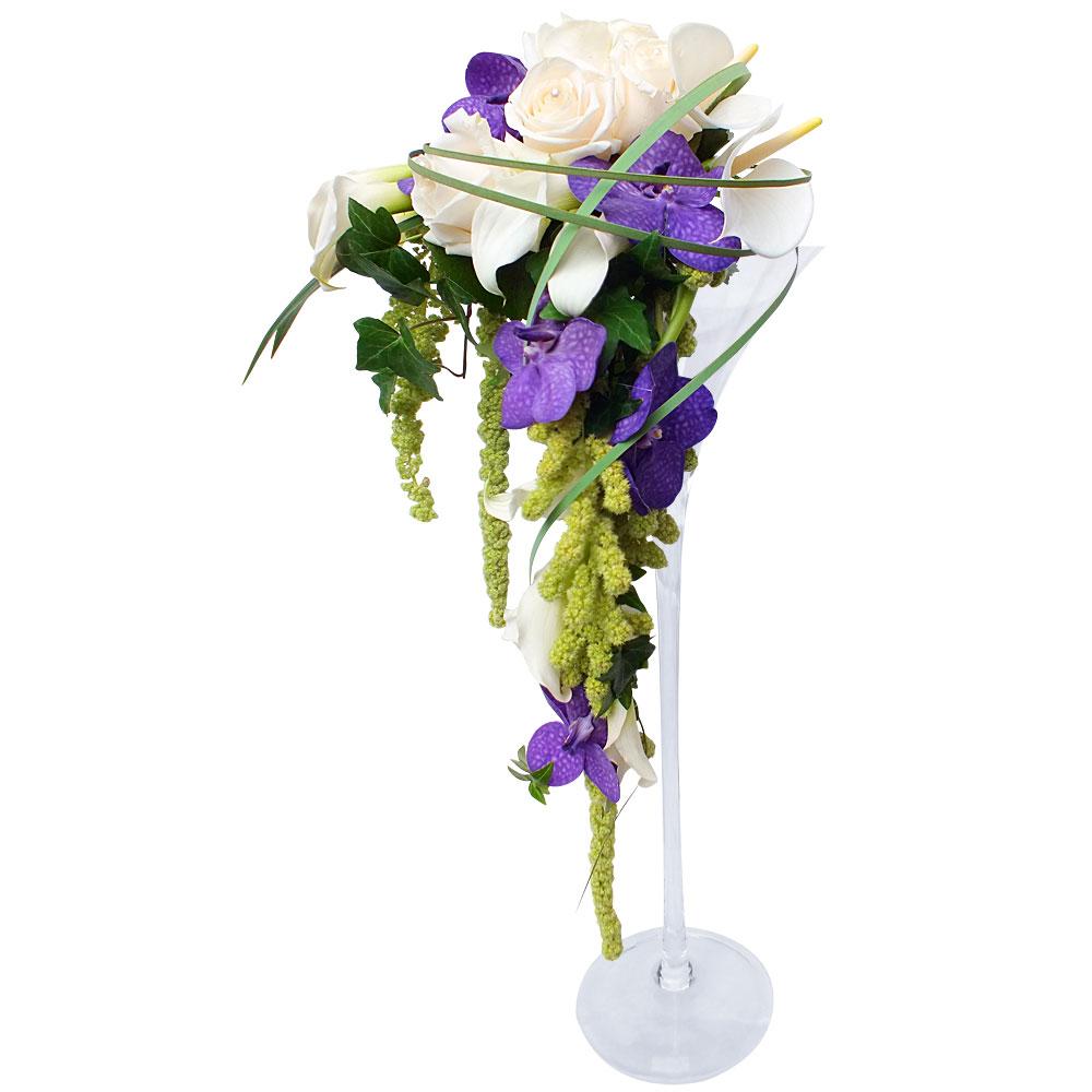 Les fleurs mariage bouquet de mari e vanda for Bouquet de fleurs 123