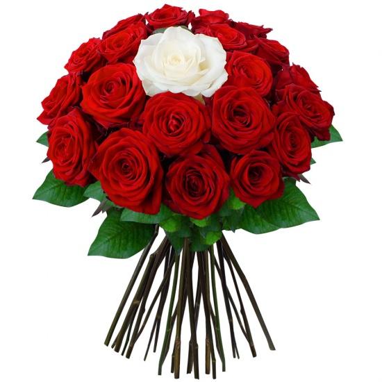 bouquet de roses amour passion. Black Bedroom Furniture Sets. Home Design Ideas