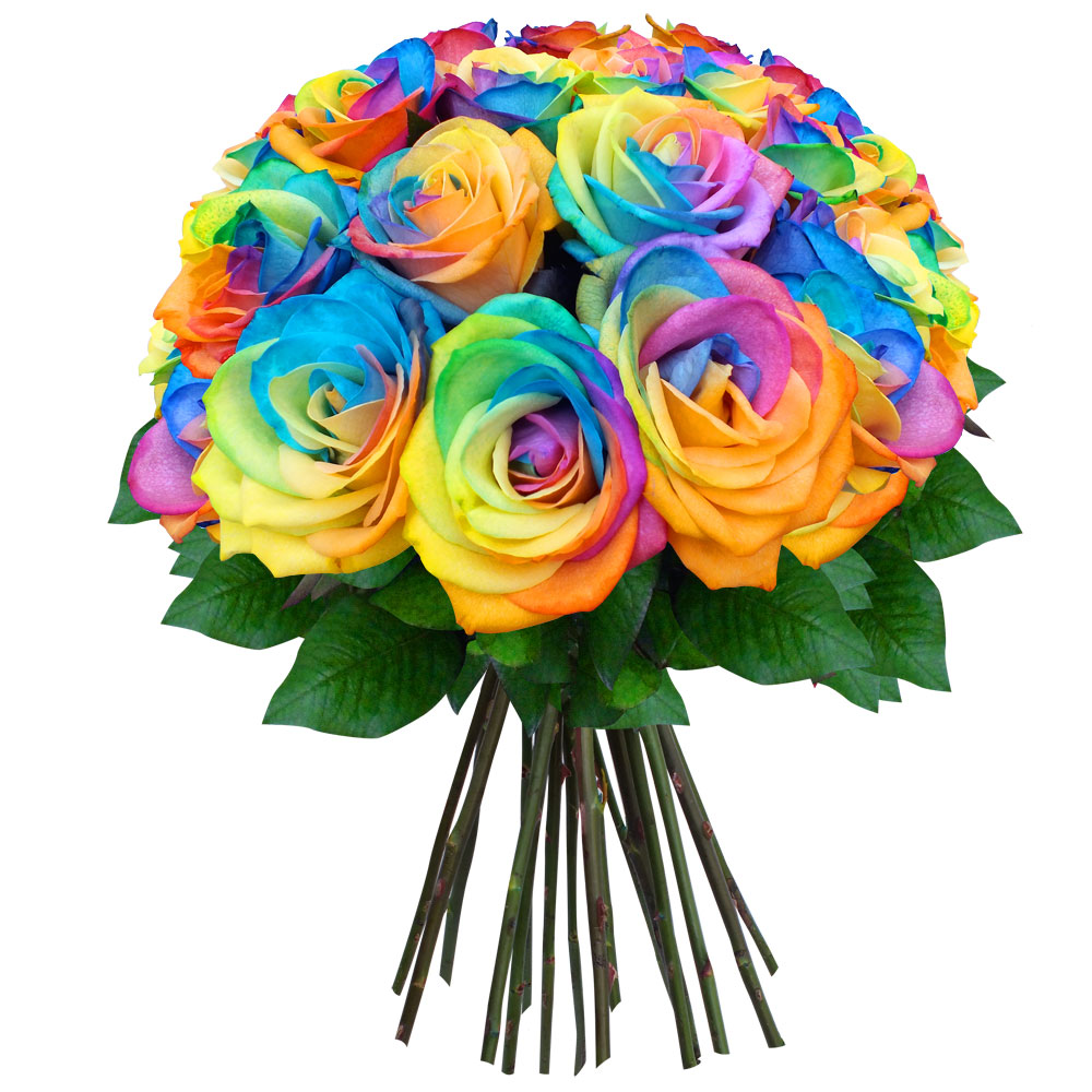 Bouquets de roses roses fra ches originales bouquet de for Bouquet de fleurs 123