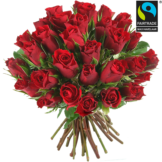 Offrez un bouquet rouge passion