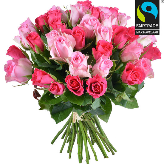 Offrez un bouquet de roses Tendresse