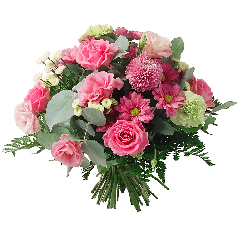 livraison de fleurs en 4h les fleurs du fleuriste bouquet douceur pastel. Black Bedroom Furniture Sets. Home Design Ideas