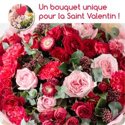 Fleurs rouges - Envoyez un bouquet de fleurs rouges   123fleurs bfebb68743a