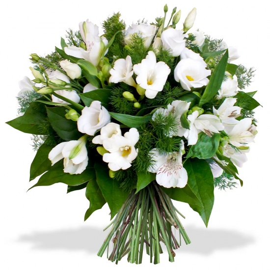 Bouquet clat naturel for Bouquet de fleurs 80 ans