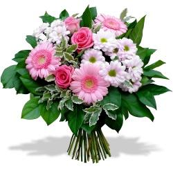 Les fleurs du fleuriste Bouquet Fleurs de passion - 123fleurs