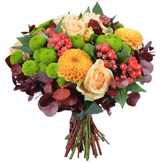 Bouquet de fleurs Fortuna - Livraison de fleurs | 123Fleurs