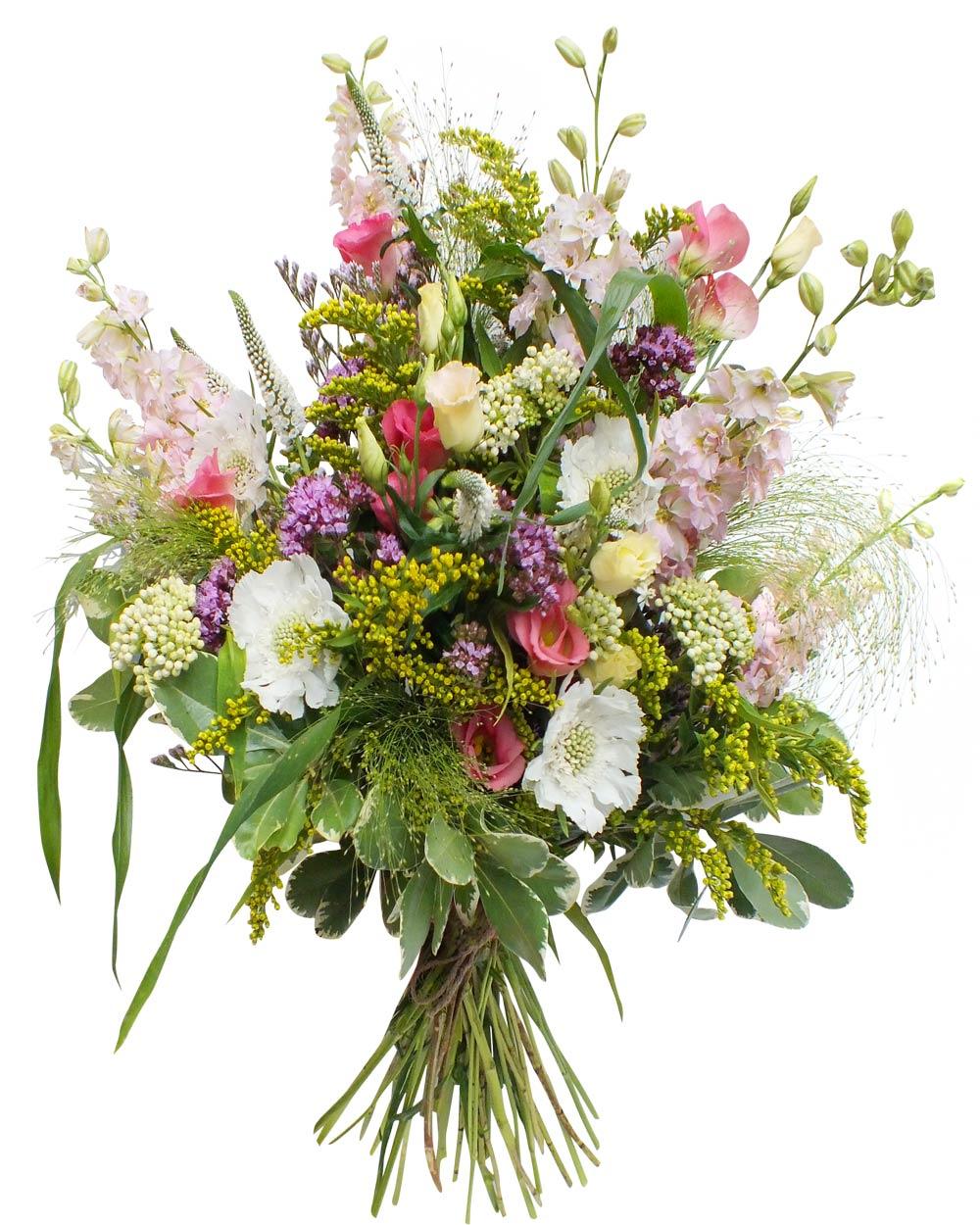 Les fleurs du fleuriste bouquet isatis for Fleuriste fleurs