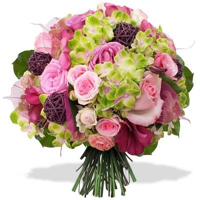 Bouquet mazurka livraison en 4h for Fleuriste fleurs