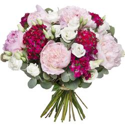Photo de Joyeux Anniversaire Bouquet De Pivoine