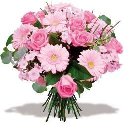 Les fleurs du fleuriste Bouquet Rêve des îles - 123fleurs