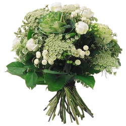 Les fleurs deuil Bouquet Souvenir - 123fleurs