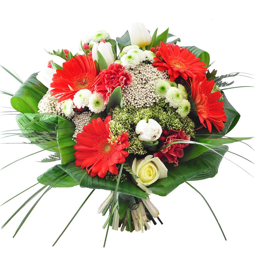 Les fleurs du fleuriste bouquet t 39 m d 39 amour for Fleurs livres a domicile