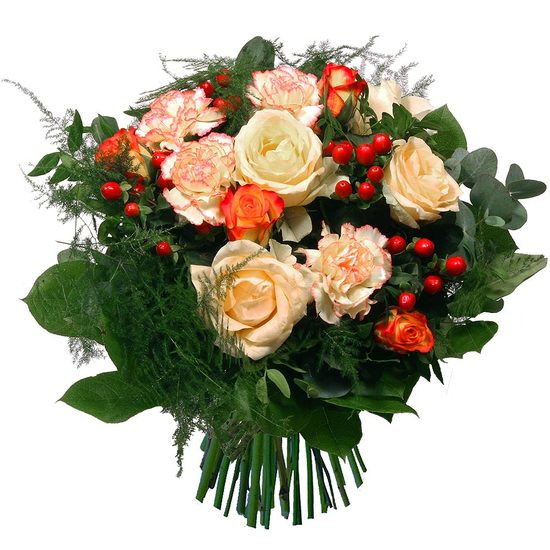 Commandez le Bouquet Tendresse