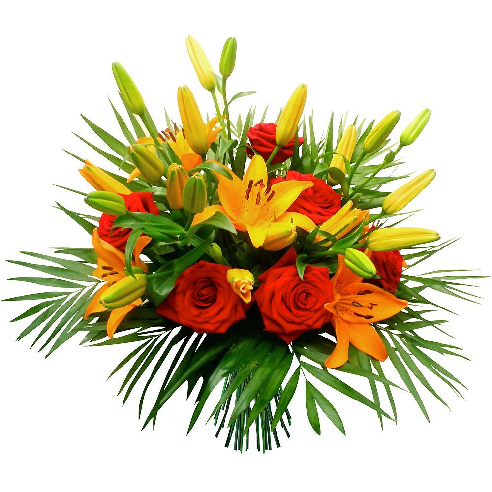 Livraison de fleurs en 4h les fleurs du fleuriste for Livraison fleurs exotiques