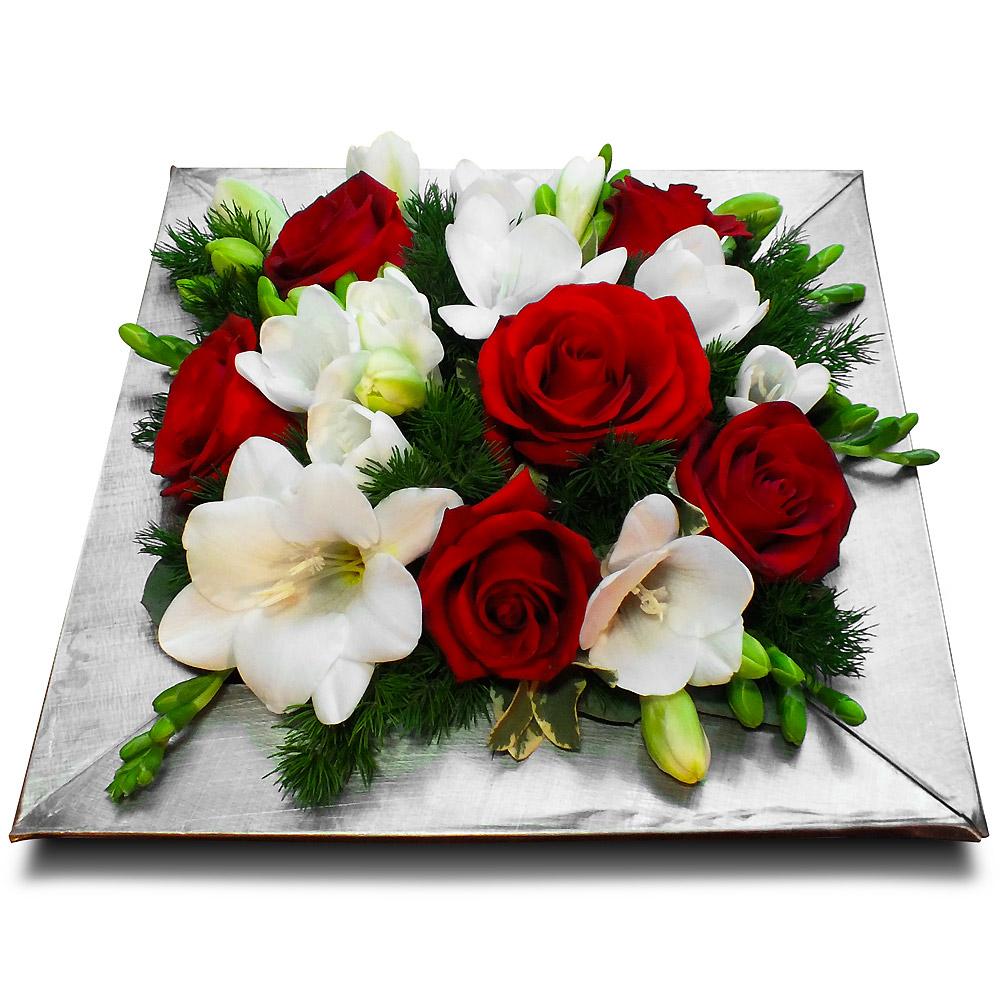 123fleurs page 17 for Bouquet de fleurs 123