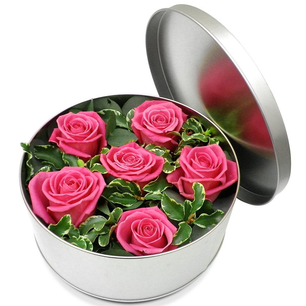 123fleurs page 20 for Bouquet de fleurs dans une boite