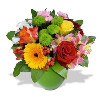 les fleurs du fleuriste mini bouquet eden livraison en 4h. Black Bedroom Furniture Sets. Home Design Ideas